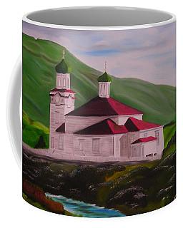 Dutch Harbor Church Coffee Mug