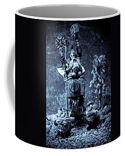 Dwarven Holy Anvil Coffee Mug