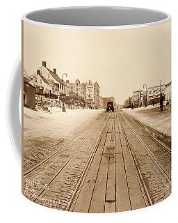 Dyckman House, 1928 Coffee Mug
