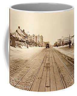 Dyckman House, 1928 Coffee Mug