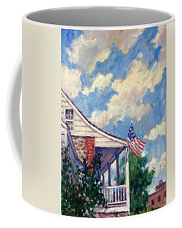 Dyckman House Nyc Coffee Mug