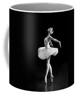 Dying Swan I Alternative Size Coffee Mug