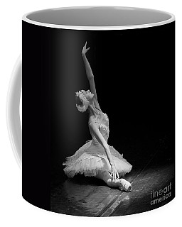 Dying Swan II. Coffee Mug by Clare Bambers