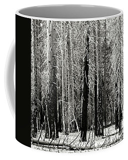 Dying Trees In Yosemite Coffee Mug