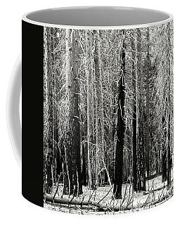 Dying Trees In Yosemite Coffee Mug
