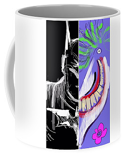 Dynamic Duet Coffee Mug