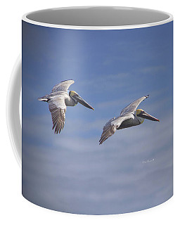 Dynamic Duo Coffee Mug by Phil Mancuso