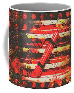 Dynamite Artwork Coffee Mug