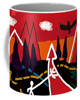 Dystopian Nite  Coffee Mug