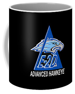 E-2d Advanced Hawkeye Coffee Mug
