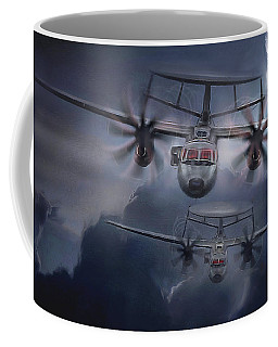 E-2d Hawkeye Coffee Mug