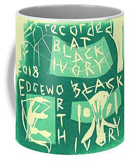 E Cd Green Coffee Mug