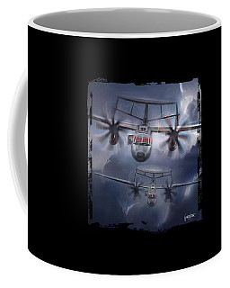 E2d Hawkeye Coffee Mug