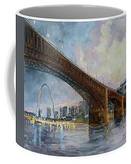 Eads Bridge - St.louis Coffee Mug