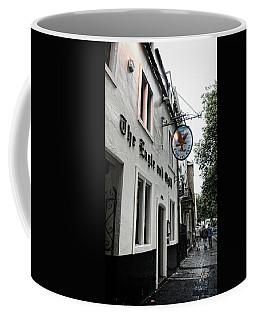 Eagle And Child Pub - Oxford Coffee Mug by Stephen Stookey