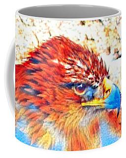 Eagle Art 1  Coffee Mug