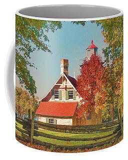 Eagle Bluff Lighthouse_1 Coffee Mug