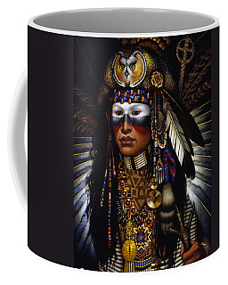 Face Paint Coffee Mugs