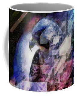 Eagle Contemplative  Coffee Mug