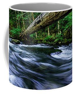 Eagle Creek Rapids Coffee Mug