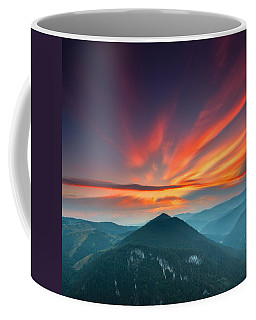 Sunset Coffee Mugs