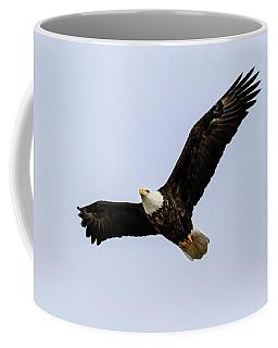 Eagle Eye Coffee Mug by Ray Congrove