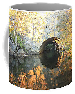 Coffee Mug featuring the photograph Eagle Eye by Sean Sarsfield