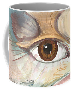 Eagle Eye Coffee Mug