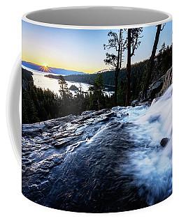 Eagle Falls At Emerald Bay Coffee Mug