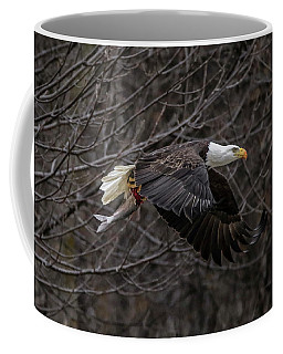Eagle Fisher Coffee Mug