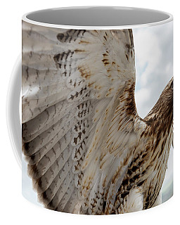 Eagle Going Hunting Coffee Mug