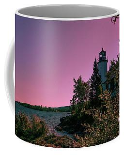 Eagle Harbor Fading Light Coffee Mug