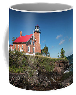 Eagle Harbor Lighthouse Coffee Mug