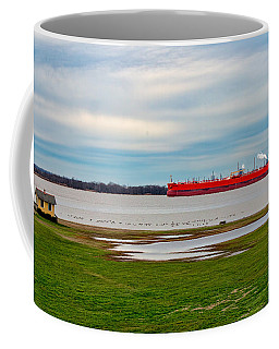 Eagle Klang - Oil Freighter Coffee Mug