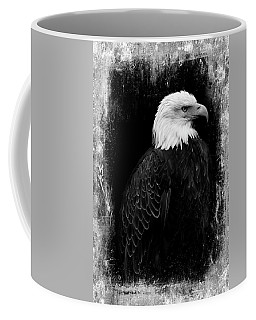 Eagle Coffee Mug by Martina Fagan