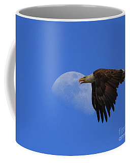 Eagle Moon Coffee Mug