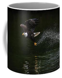 Eagle  On The Rise Coffee Mug