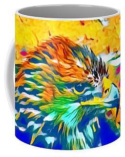 Eagle Pop Art 1 Coffee Mug