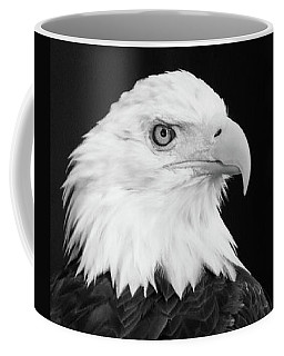 Eagle Portrait Special  Coffee Mug