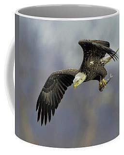 Eagle Power Dive Coffee Mug