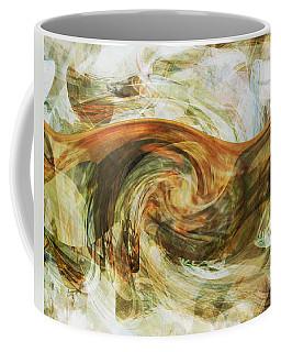 Eagle Profile - Abstract Coffee Mug