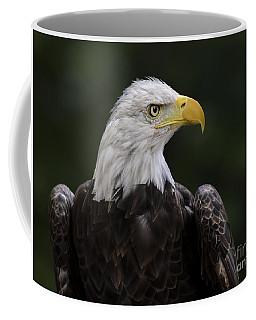 Eagle Profile 2 Coffee Mug