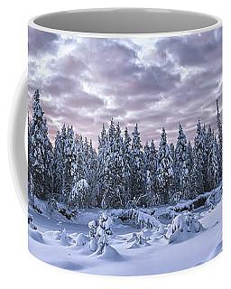 Eagle River Treeline Coffee Mug