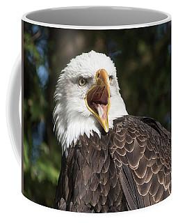 Eagle Screams-2293b Coffee Mug