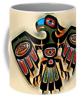 Eagle Symbol 2 Coffee Mug