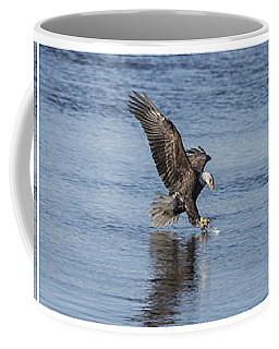 Eagle Triptych 2016-2 Coffee Mug