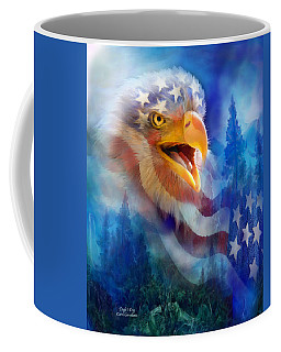 Eagle's Cry Coffee Mug