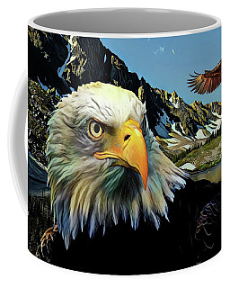 Eagles Lake Coffee Mug