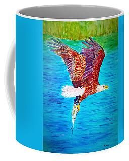 Eagle's Lunch Coffee Mug