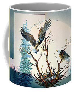 Eagles Nest Coffee Mug